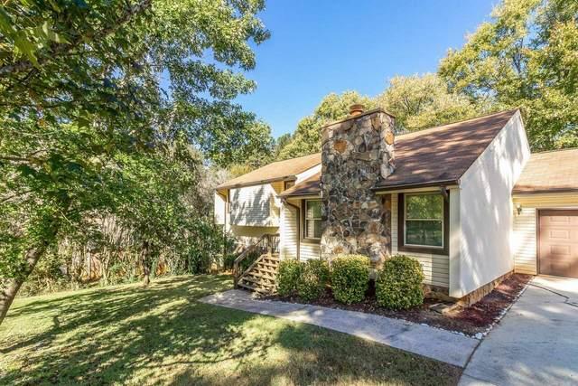 8248 Creekridge Circle, Riverdale, GA 30286 (MLS #9070749) :: Crown Realty Group