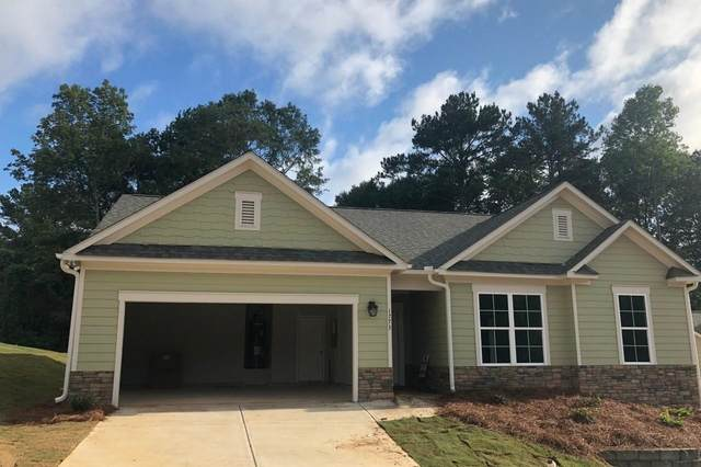 1773 Morgan Lane, Conyers, GA 30012 (MLS #9070804) :: Athens Georgia Homes