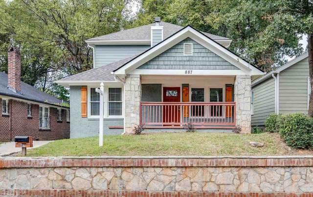 887 Thurmond Street NW, Atlanta, GA 30314 (MLS #9070855) :: Regent Realty Company