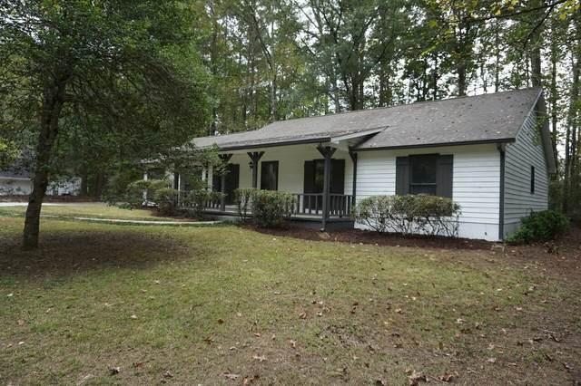 155 White Oak Way, Fayetteville, GA 30214 (MLS #9070861) :: Regent Realty Company