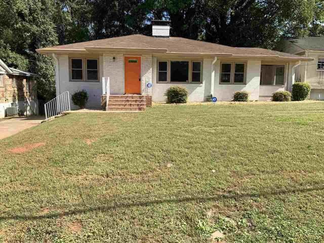 106 Morris Brown, Atlanta, GA 30314 (MLS #9070865) :: Regent Realty Company