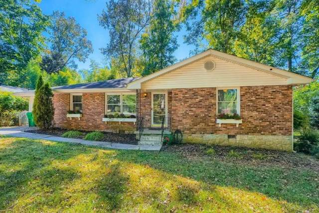 1166 Blueberry Trail, Decatur, GA 30033 (MLS #9070866) :: Regent Realty Company