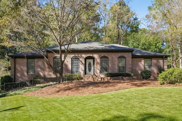 4198 Berkford Circle NE, Brookhaven, GA 30319 (MLS #9070869) :: Scott Fine Homes at Keller Williams First Atlanta