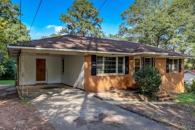 1467 Upland Drive, Griffin, GA 30223 (MLS #9070893) :: AF Realty Group