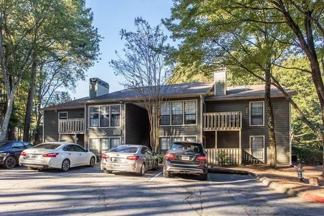 4552 Vinings Central Trace SE #63, Atlanta, GA 30339 (MLS #9070911) :: Regent Realty Company