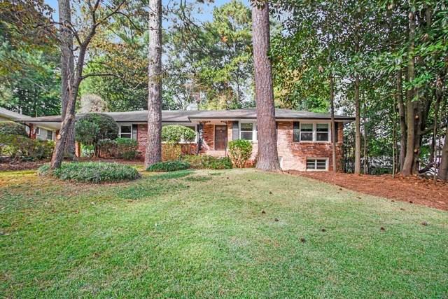 2056 Pine Forest Drive, Atlanta, GA 30345 (MLS #9070922) :: Military Realty