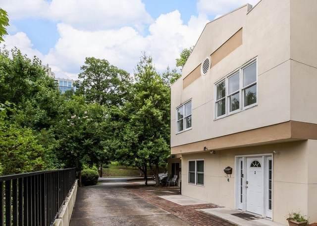 75 E E Wesley Road NE #2, Atlanta, GA 30305 (MLS #9070942) :: Scott Fine Homes at Keller Williams First Atlanta