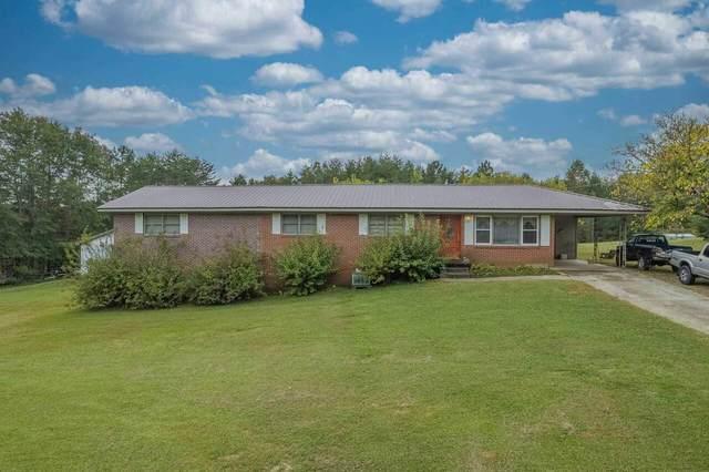 1396 Ayersville, Toccoa, GA 30577 (MLS #9070985) :: Scott Fine Homes at Keller Williams First Atlanta