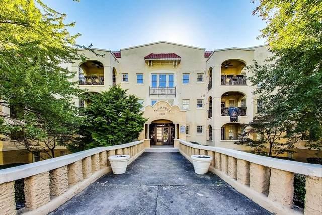 2855 Peachtree Road NE #201, Atlanta, GA 30305 (MLS #9070986) :: Scott Fine Homes at Keller Williams First Atlanta
