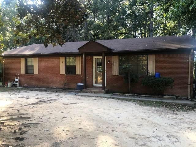 6665 Dorian Drive, Union City, GA 30291 (MLS #9071034) :: Statesboro Real Estate