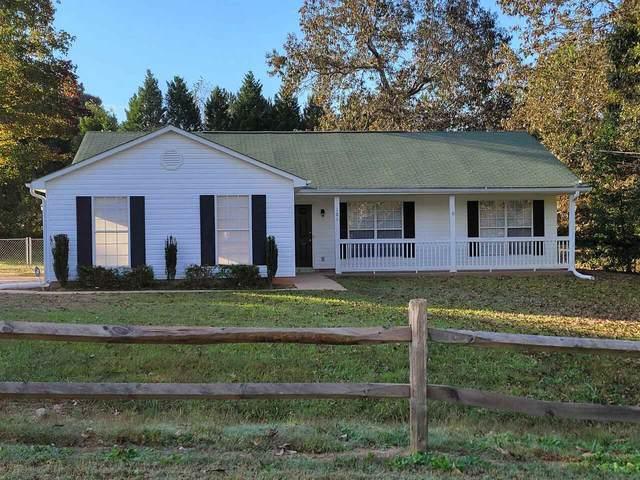 101 Live Oak Drive, Jackson, GA 30233 (MLS #9071059) :: Regent Realty Company