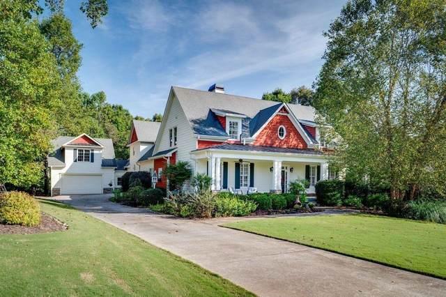 129 Savanna Estates Drive, Canton, GA 30115 (MLS #9071102) :: Military Realty