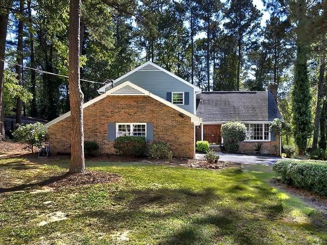 2916 Sope Creek Drive, Marietta, GA 30068 (MLS #9071114) :: Regent Realty Company