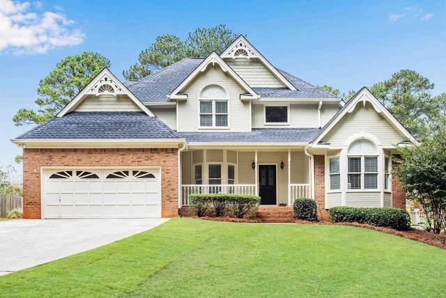 241 Three Oaks Drive, Lawrenceville, GA 30046 (MLS #9071128) :: Regent Realty Company