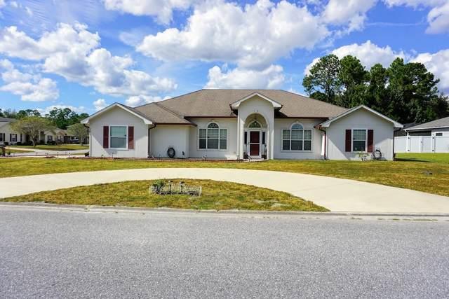 101 Cottonwood Grv, Kingsland, GA 31548 (MLS #9071153) :: Military Realty