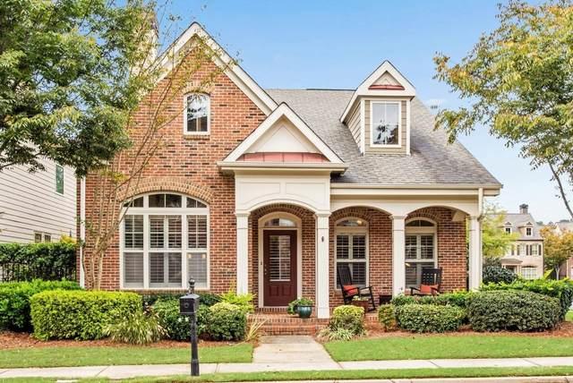 10758 Bossier Drive, Alpharetta, GA 30022 (MLS #9071160) :: Scott Fine Homes at Keller Williams First Atlanta