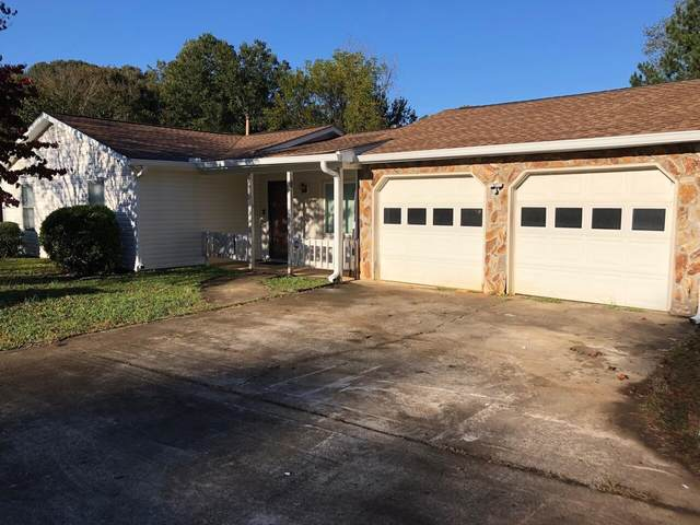 16 Paces Meadows Drive #1, Dallas, GA 30157 (MLS #9071174) :: AF Realty Group