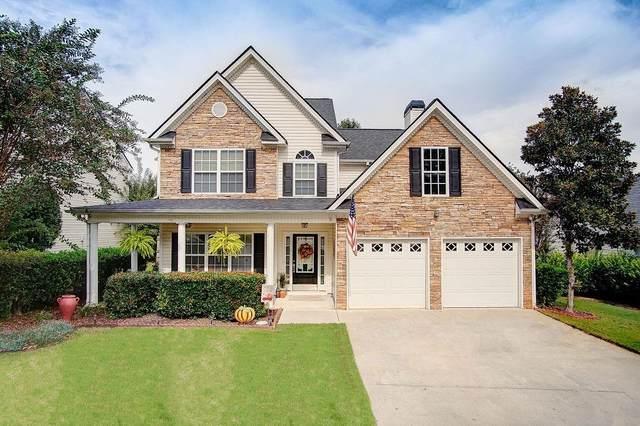 334 Berkley Drive, Villa Rica, GA 30180 (MLS #9071181) :: Statesboro Real Estate