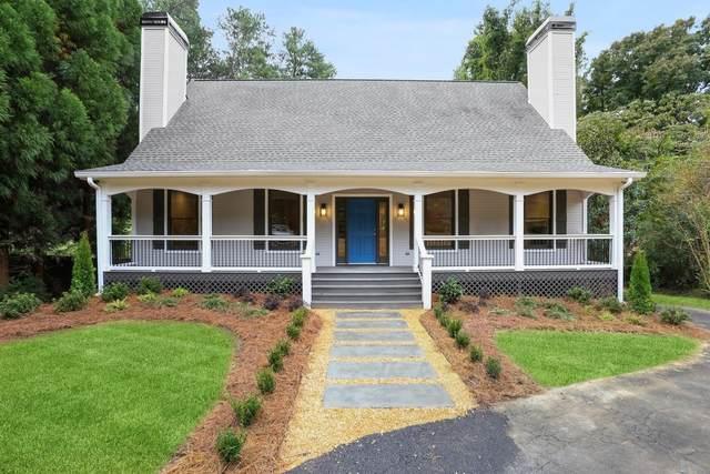 293 S. Woodland Drive, Marietta, GA 30064 (MLS #9071182) :: AF Realty Group