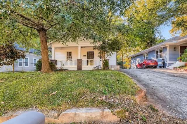 1443 Beatie Avenue SW, Atlanta, GA 30310 (MLS #9071219) :: Scott Fine Homes at Keller Williams First Atlanta
