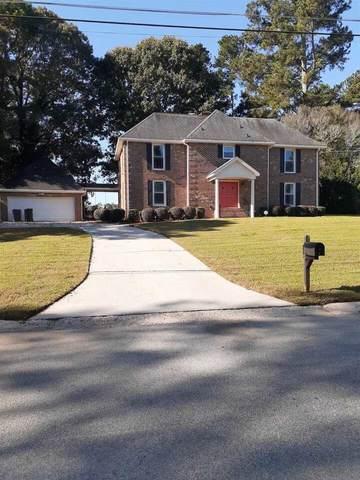 2511 Highland Golf Course Drive SE, Conyers, GA 30013 (MLS #9071232) :: Athens Georgia Homes