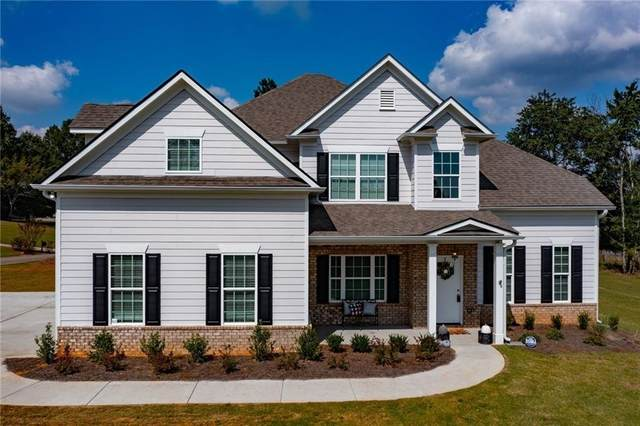 105 Lighthouse Cove SW, Adairsville, GA 30103 (MLS #9071237) :: Regent Realty Company