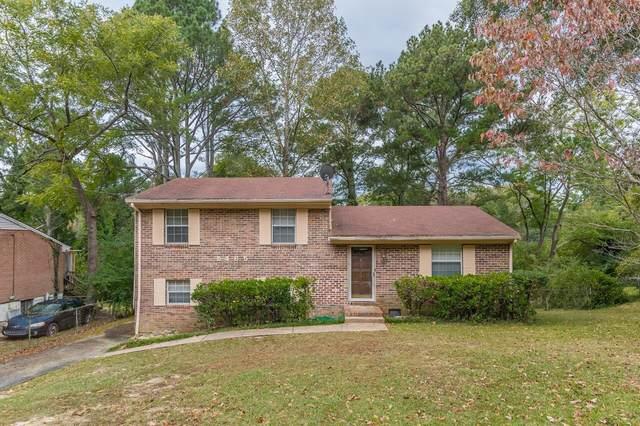 5465 Deerfield Trail, Atlanta, GA 30349 (MLS #9071261) :: Rettro Group