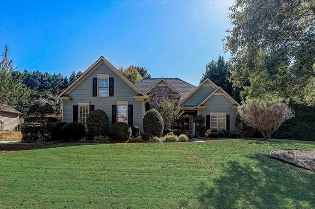 9010 Indian Overlook Trail, Ball Ground, GA 30107 (MLS #9071282) :: Regent Realty Company