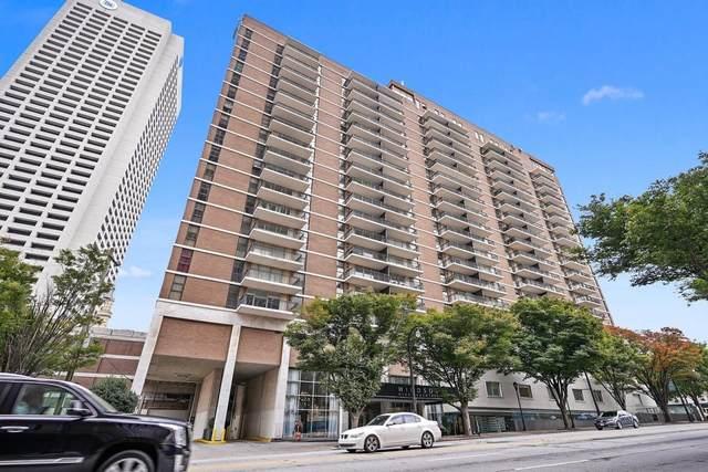 620 Peachtree Street NE #1414, Atlanta, GA 30308 (MLS #9071309) :: AF Realty Group