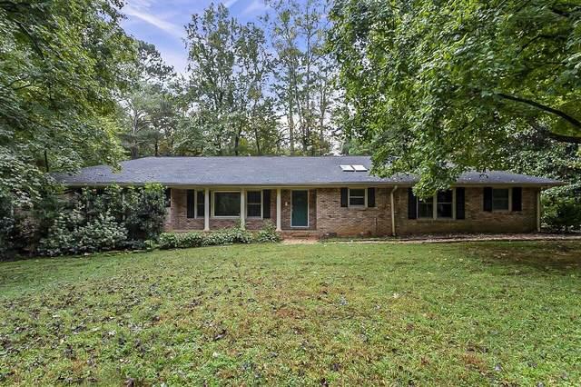 8380 Berkley, Sandy Springs, GA 30350 (MLS #9071368) :: Scott Fine Homes at Keller Williams First Atlanta