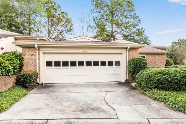 4425 Village Oaks Rdg, Dunwoody, GA 30338 (MLS #9071407) :: Scott Fine Homes at Keller Williams First Atlanta