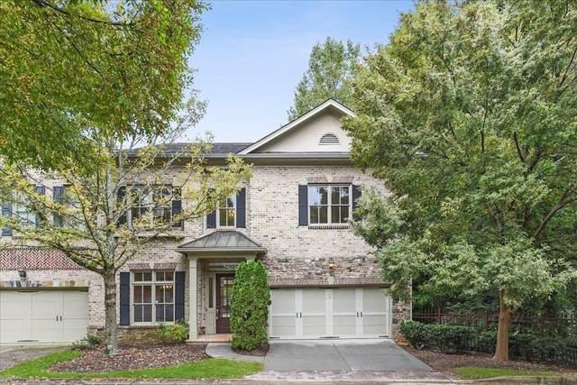 3033 Stone Gate Drive NE, Atlanta, GA 30324 (MLS #9071453) :: EXIT Realty Lake Country