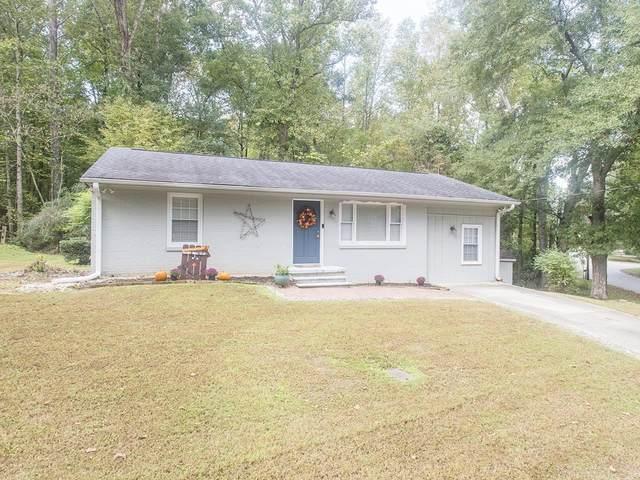 5161 SW Pinecrest Drive, Covington, GA 30014 (MLS #9071457) :: Regent Realty Company
