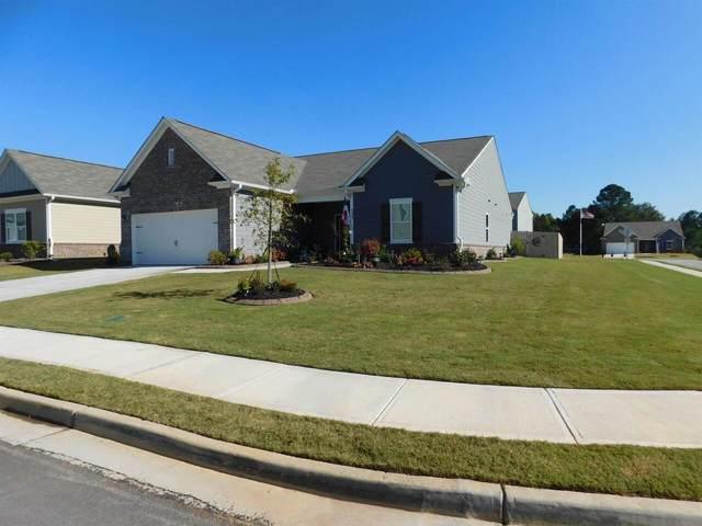 4484 Kendrick Circle, Loganville, GA 30052 (MLS #9071464) :: Regent Realty Company