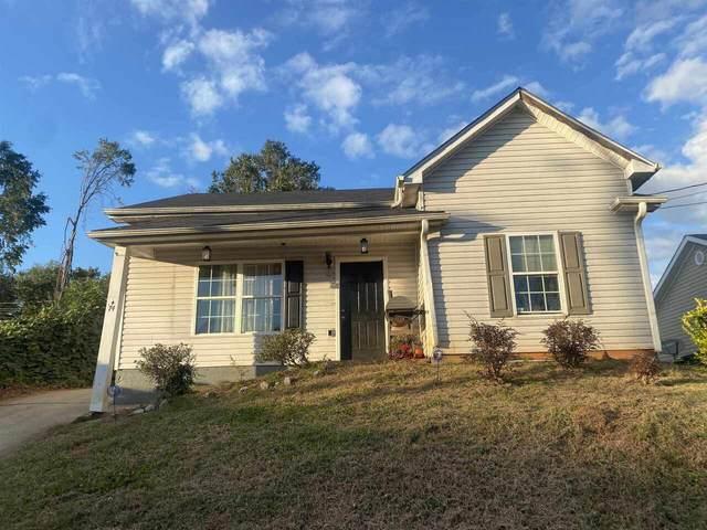 74 Savannah Street, Newnan, GA 30263 (MLS #9071470) :: Crown Realty Group
