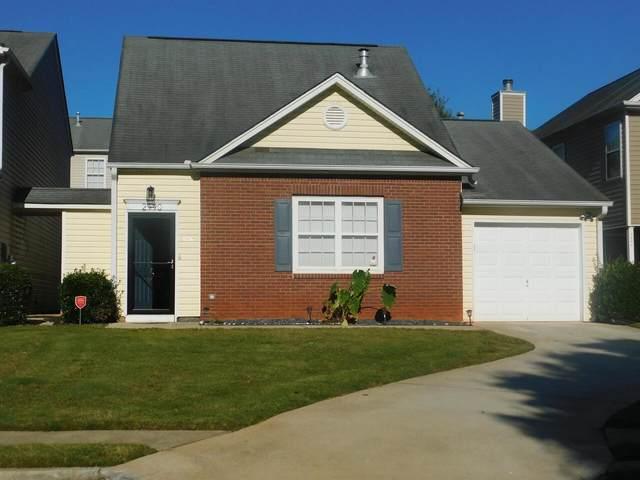2990 Lakeside Circle, Covington, GA 30016 (MLS #9071472) :: Crown Realty Group