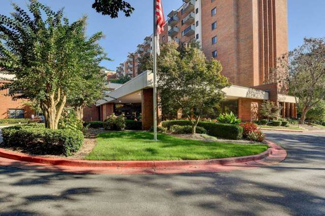 300 Johnson Ferry Road A207, Atlanta, GA 30328 (MLS #9071500) :: Regent Realty Company