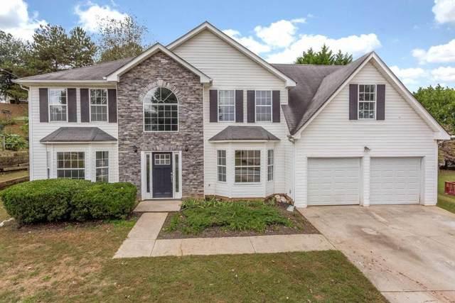 4183 Lancelot Place, Ellenwood, GA 30294 (MLS #9071535) :: Statesboro Real Estate