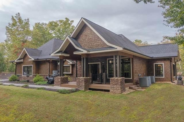 2637 Mountain Tops Road, Blue Ridge, GA 30513 (MLS #9071577) :: Athens Georgia Homes