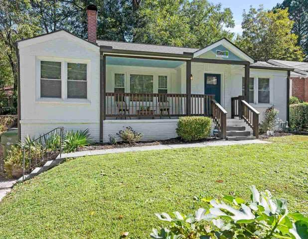 150 Burbank Drive SW, Atlanta, GA 30314 (MLS #9071585) :: Scott Fine Homes at Keller Williams First Atlanta