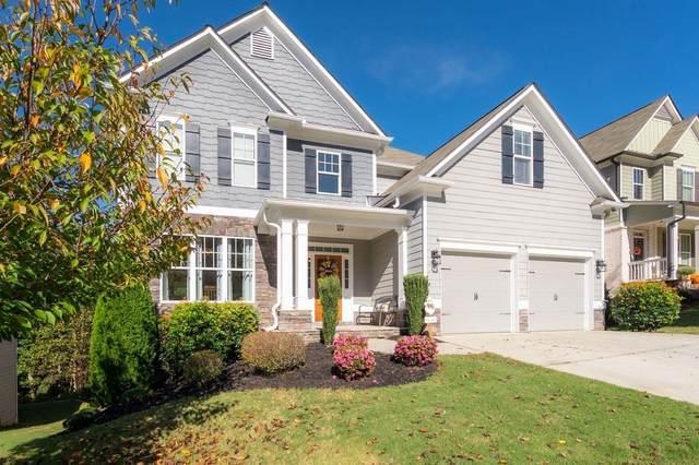 601 Blackberry Run Trail, Dallas, GA 30132 (MLS #9071589) :: Scott Fine Homes at Keller Williams First Atlanta