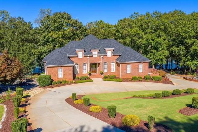 112 Harrison Harbor Way #7, Anderson, SC 29625 (MLS #9071643) :: Scott Fine Homes at Keller Williams First Atlanta