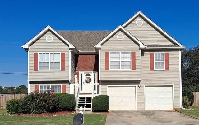 414 Armor Drive, Loganville, GA 30052 (MLS #9071668) :: The Realty Queen & Team