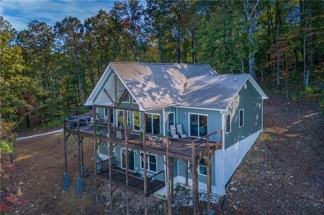 191 Rimrock Road, Jasper, GA 30143 (MLS #9071704) :: Athens Georgia Homes
