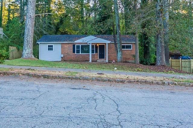3389 Longleaf Drive, Decatur, GA 30032 (MLS #9071775) :: Perri Mitchell Realty