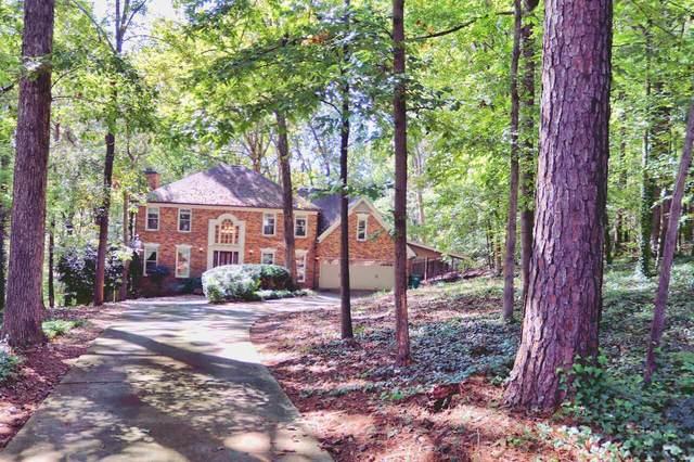 40 Serendipity Way, Sandy Springs, GA 30350 (MLS #9071776) :: Scott Fine Homes at Keller Williams First Atlanta