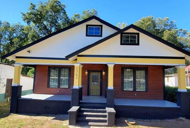 1363 SE Jonesboro Road, Atlanta, GA 30315 (MLS #9071779) :: Scott Fine Homes at Keller Williams First Atlanta