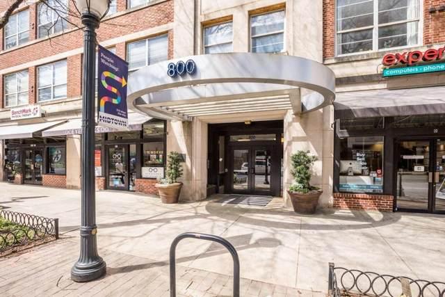 800 Peachtree Street NE #8317, Atlanta, GA 30308 (MLS #9071788) :: RE/MAX Eagle Creek Realty