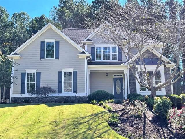 50 Sugar Maple Lane, Dallas, GA 30132 (MLS #9071791) :: Scott Fine Homes at Keller Williams First Atlanta
