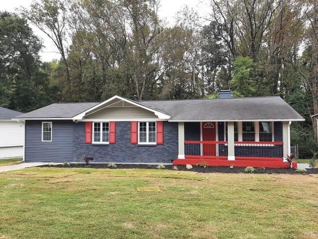 246 SW Whitworth Drive, Atlanta, GA 30331 (MLS #9071831) :: Virtual Properties Realty   The Tracy Prepetit Team